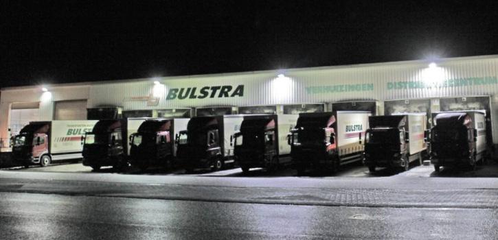 Bulstra vacature nachtchauffeur