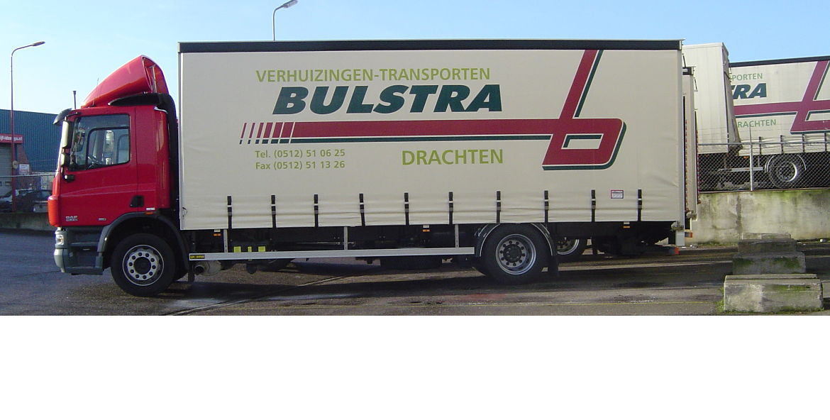 Bulstra transport dock